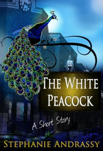 The White Peacock cover