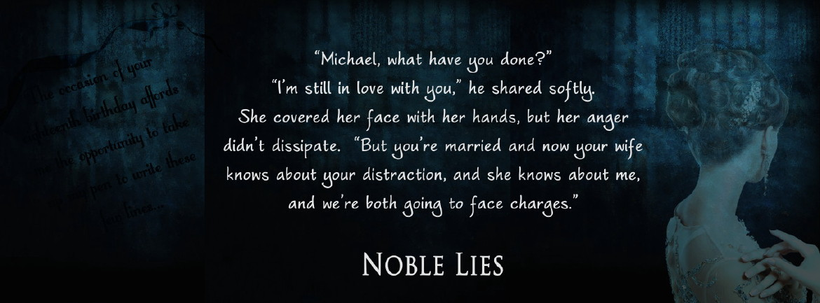 Noble Lies - Michael, what have you done?