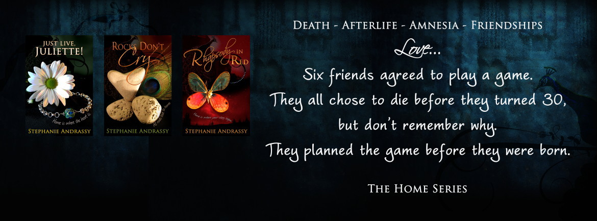 The Home Series - Six friends agreed to play a game. They all chose to die before they turned 30, but don't remember why. They planned the game before they were born.