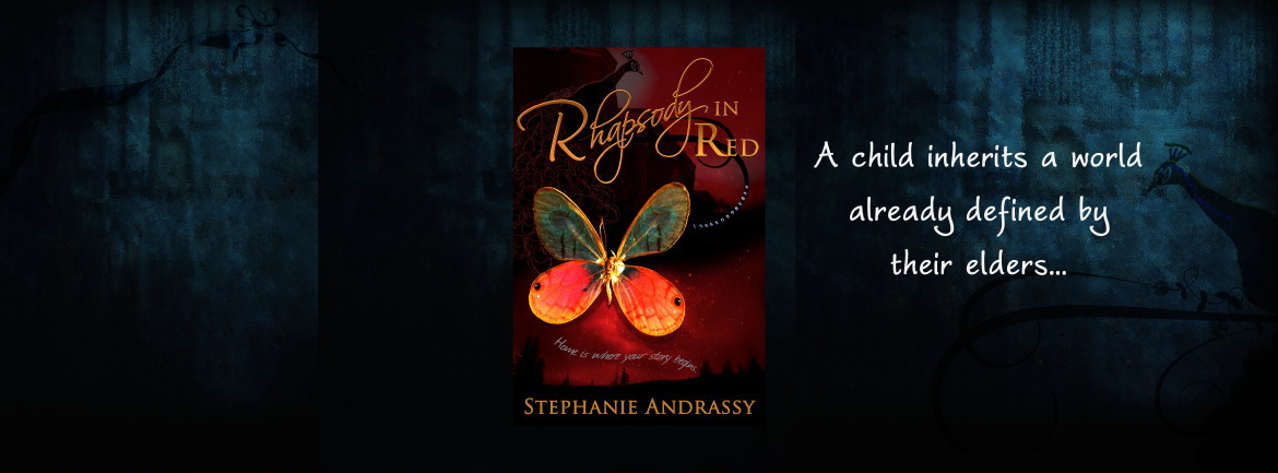 Rhapsody in Red - A child inherits a world already defined by their elders...