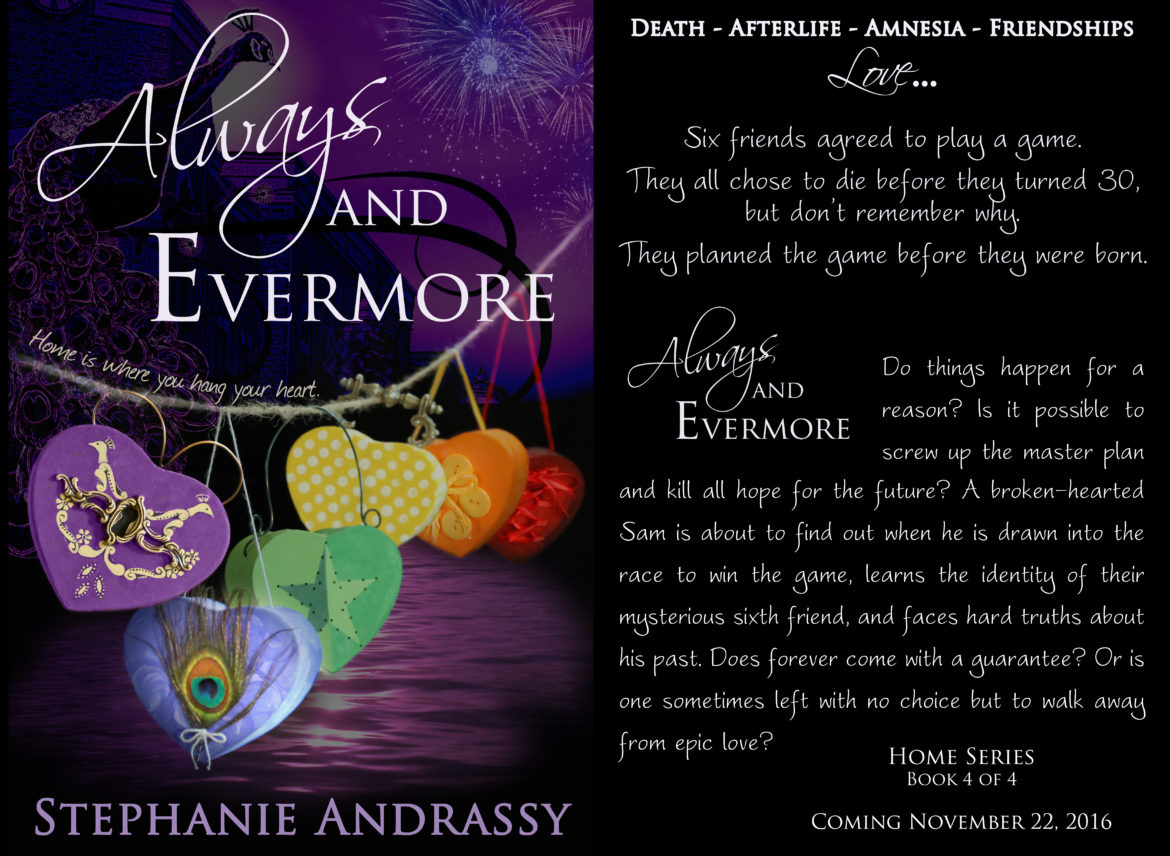 Always and Evermore cover and description